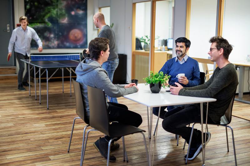 Business Lillestrøm - Om oss - Foto: Benjamin A. Ward