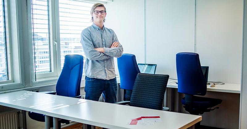 Fordeler hos Business Lillestrøm - Foto: Benjamin A. Ward