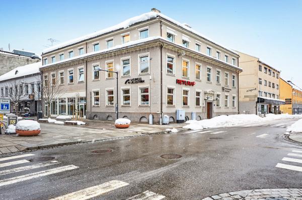 Velkommen til Business Lillestrøm i Storgata 7 - Foto: Desimal